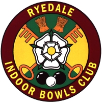 Logo for Ryedale Indoor Bowls Club Norton, Malton