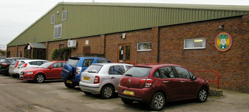 """Ryedale Community and Leisure Centre"", Norton, Malton"