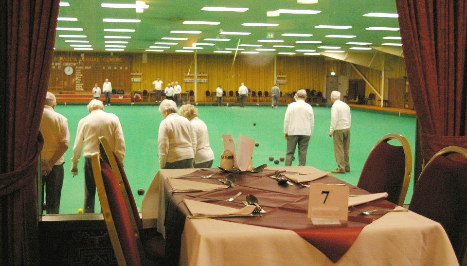 Restaurant at Ryedale Indoor Bowls Club Norton
